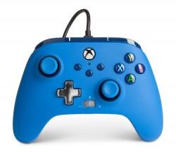 PowerA Xbox Pad przewodowy Enhanced Niebieski
