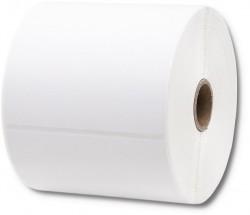 Qoltec Etykiety termiczne 100 x 150mm   500 etykiet