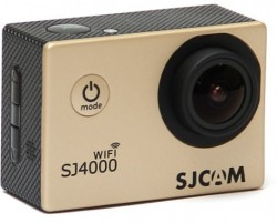 SJCAM SJ4000 WiFi Złoty