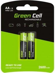 Green Cell AA HR6 2600mAh (2szt.)