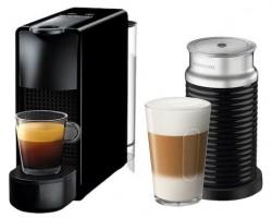 Nespresso C30 Essenza Mini czarny XN1118 ZESTAW