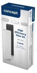 Concept Zestaw filtrów HEPA VRP0020