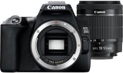 Canon EOS 250D + obiektyw 18-55mm DC III