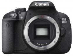 Canon EOS 700D - korpus, pudełko od zestawu