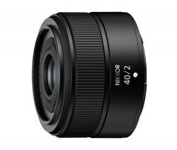 Nikkor Z 40mm F2.0 Czarny