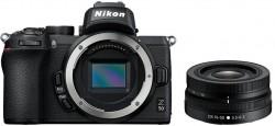 Nikon Z 50 + NIKKOR Z DX 16-50 f/4.5-6.3 VR