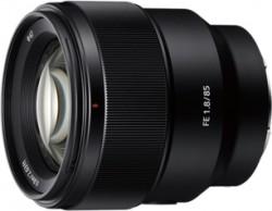 Sony 85 mm f/1.8 mocowanie typu E