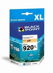Black Point HP No 920XLC (CD972AE)