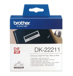 Etykiety Brother DK-22211