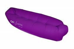 CA Active sofa dmuchana violet 1