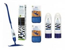 Bona Spray Mop do paneli i płytek - zestaw powiększony