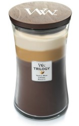 WoodWick Trilogy Cafe Sweets 609,5g