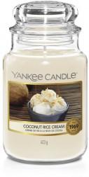 Yankee Candle Coconut Rice Cream Słoik duży 623g