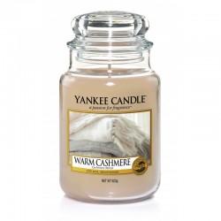 Yankee Candle Warm Cashmere słoik duży 623g