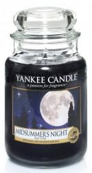 Yankee Candle Midsummer's Night Słoik duży 623g