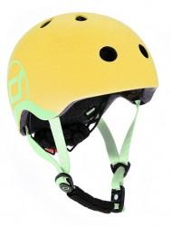 Scoot & Ride Kask XXS-S Lemon