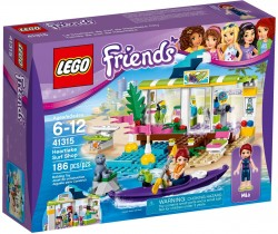 Lego Friends Sklep Dla Surferów W Heartlake 41315 Cena Raty