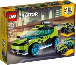 Lego Creator Wyścigówka 31074 Cena Raty Sklep Komputronikpl