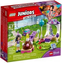 Lego Juniors Przyjęcie Dla Zwierzaków Emmy 10748 Cena Raty