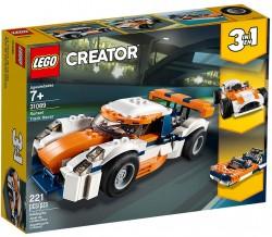 LEGO Creator Słoneczna wyścigówka 31089
