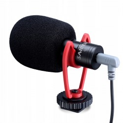 ULANZI Mikrofon Pojemnościowy do Smartfona / Telefonu / Aparatu / Kamery - Ulanzi SAIREN Q1