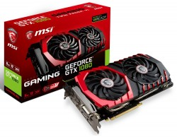 MSI GeForce GTX 1080 Gaming 8GB GDDR5X VR Ready