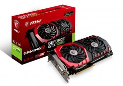 MSI GeForce GTX 1080 Gaming Z 8GB GDDR5X VR Ready