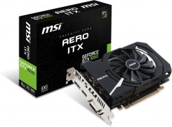 MSI GeForce GTX 1050 AERO ITX 2GB OCV1