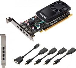 PNY Quadro P1000 4GB V2 4x mDP/DP