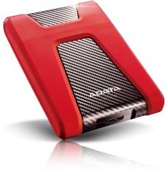 ADATA HD650 1TB (Czerwony)