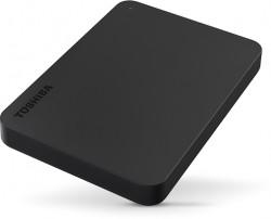 Toshiba Canvio Basics 2TB czarny