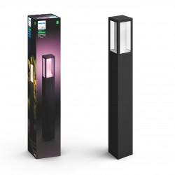 Philips Hue Impress RGBW słupek czarny 2x8W 24V