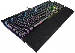 Corsair K70 RGB MK.2 Black RGB LED - Cherry MX Brown