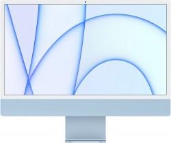 Apple iMac 24'' Retina 4.5K (MJV93ZE/A) Niebieski