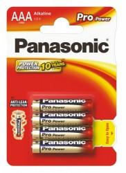 Panasonic Pro Power Gold AAA - 4 szt