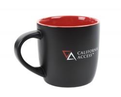 Kubek z logo California Access - 1 szt