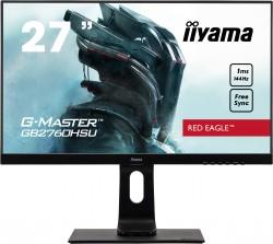 iiyama G-Master GB2760HSU-B1 Red Eagle [1ms, 144Hz, FreeSync]