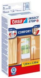 tesa Moskitiera Balkonowa Comfort 55910-00021-00 Czarna