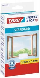 tesa Moskitiera Okienna Standard 55672-00020-03 Biała