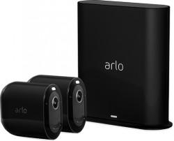 Arlo Pro 3 2K QHD Kamera 2-pack (czarna)