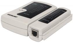 Intellinet Tester okablowania RJ45/12/11 PROLAN