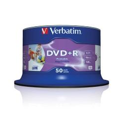 DVD+R Verbatim Printable ID 50 szt