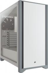 Corsair 4000D Tempered Glass White CC-9011199-WW