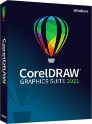 CorelDRAW Graphics Suite 2021 PL BOX
