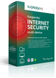 Kaspersky Internet Security multi-device 10 - Desktop - licencja na rok