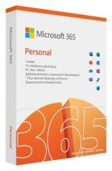 Microsoft 365 Personal PL - licencja na rok