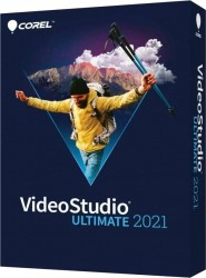 Corel VideoStudio Ultimate 2021 WIN ENG BOX