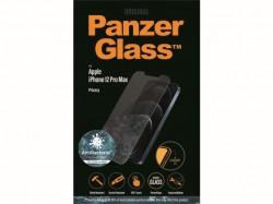 PanzerGlass iPhone 12 Pro Max antybakteryjne prywatny