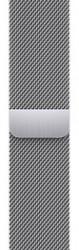 Apple Bransoleta mediolańska w kolorze srebrnym do koperty 41 mm