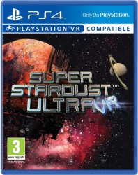 Super Stardust VR (PS4)